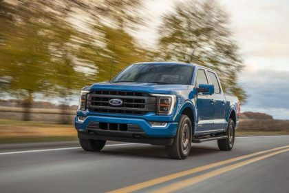 Ford F-150 2021 tiết kiệm nhiên liệu nhất phân khúc với chỉ 9,1 lít/100 km