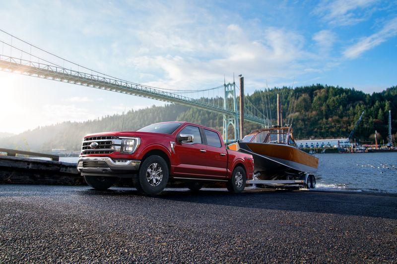 Ford F-150 2021 tiết kiệm nhiên liệu nhất phân khúc với chỉ 9,1 lít/100 km 2