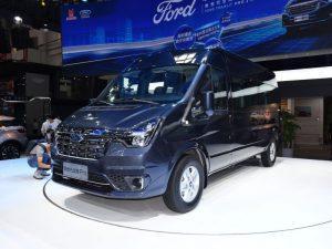 Ford Transit Pro 2021 ra mắt với 4 cấu hình ghế ngồi, giá từ 578 triệu VNĐ